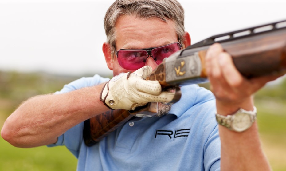 What Color Shooting Glasses for Shooting Clays?